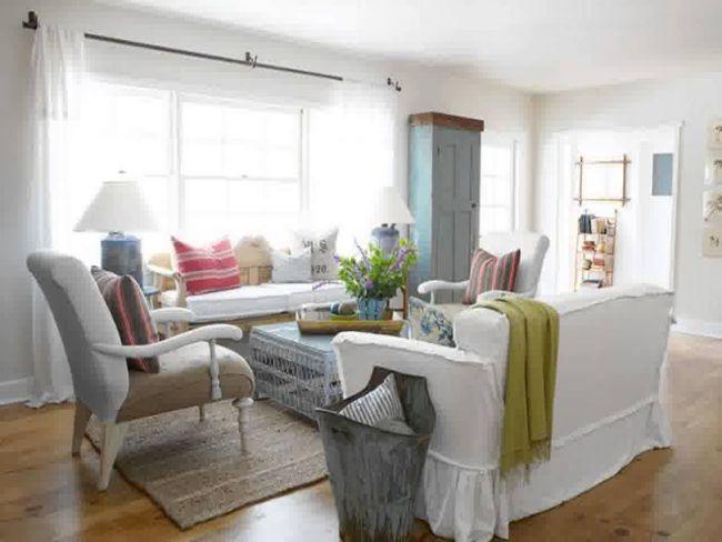 37 Elegant White Sofa Living Room Decorating Ideas | Homeoholic