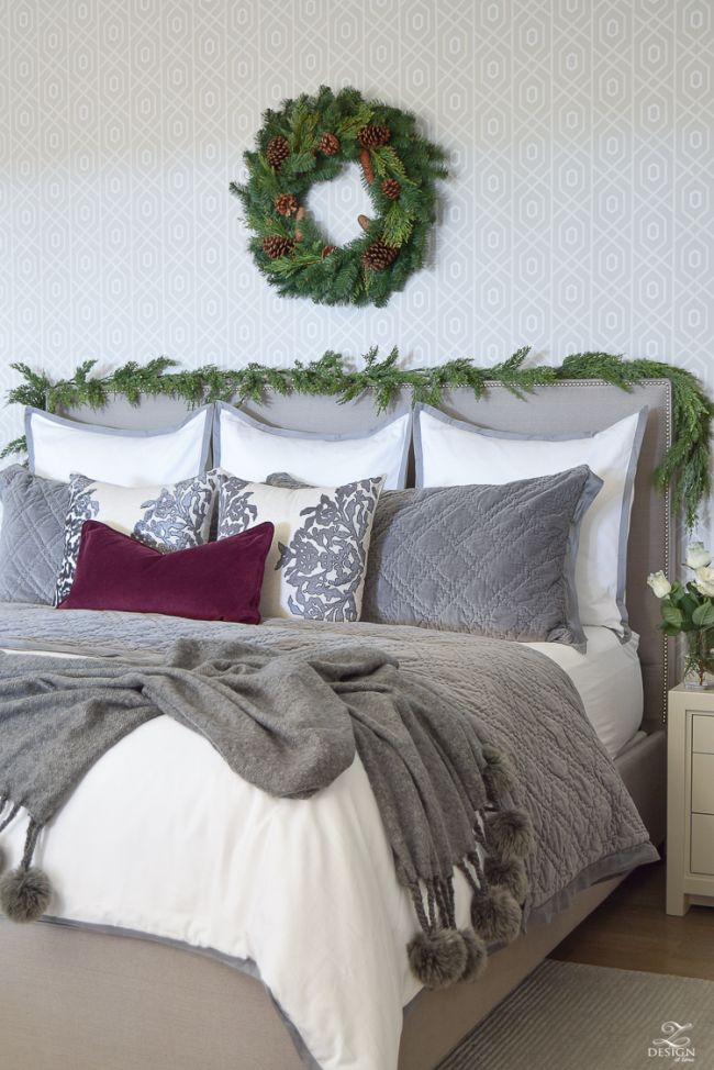 how to decorate your bedroom for christmas - How To Decorate Your Bedroom For Christmas