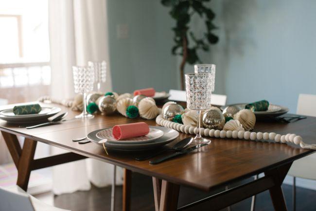 Xmas Table Settings