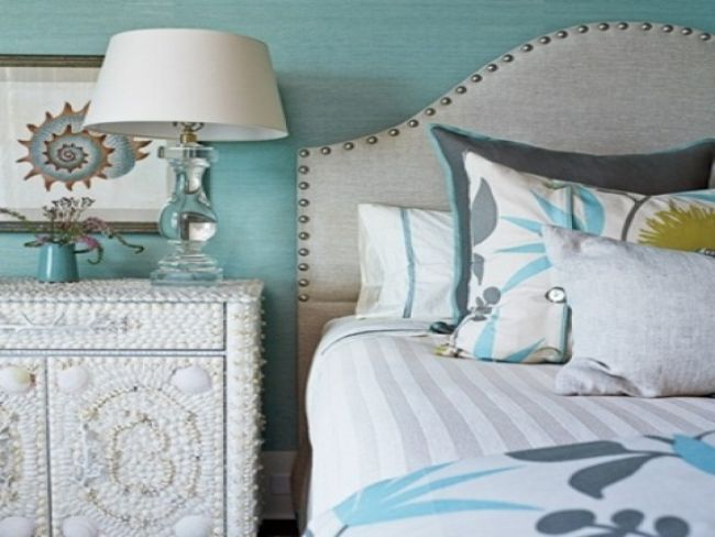 Decor With Seashell Furniture. Beach Themed Bedroom Furniture