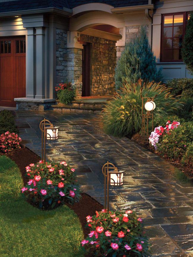 Backyard Lamp
