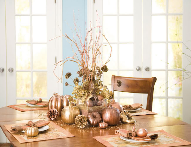 New Years Eve Table Centerpieces