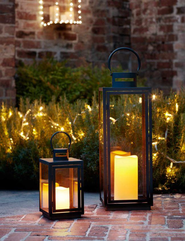Lights for Backyard