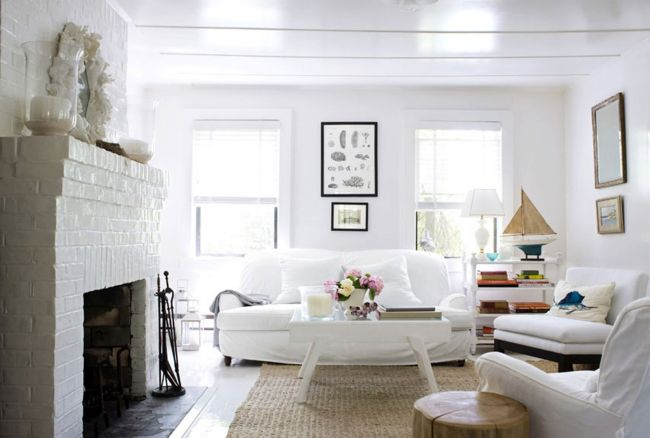 37 Elegant White Sofa Living Room Decorating Ideas Homeoholic