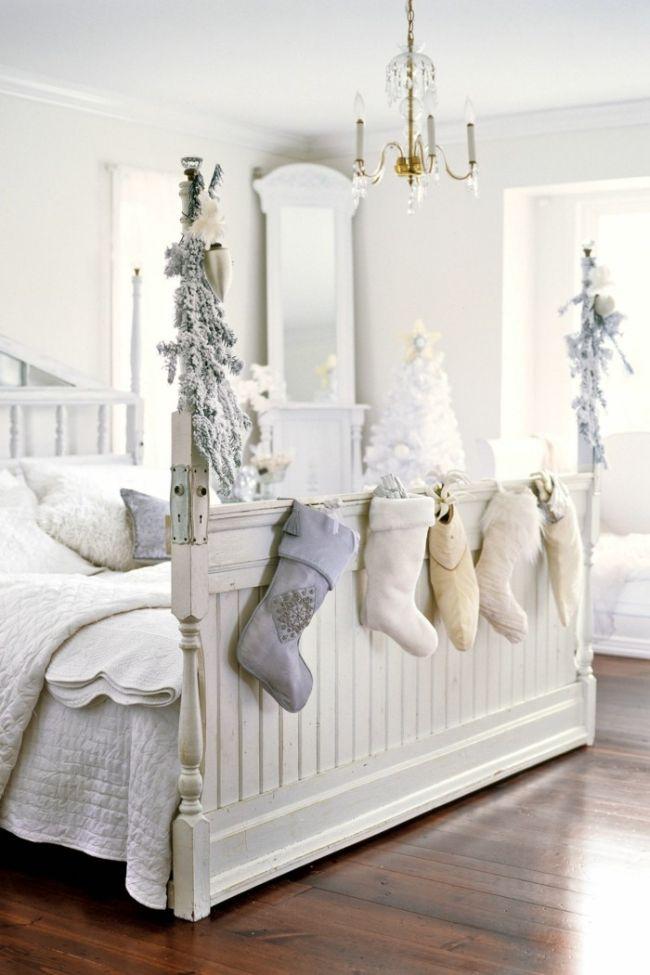 Bedroom Christmas Decorations