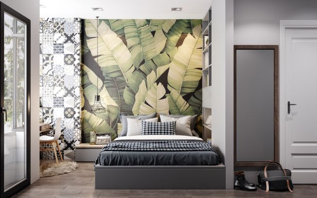 36 Stylish Accent Wall Ideas For Bedroom You Will | Homeoholic on wood accent walls ideas, bedroom side table idea, bedroom leopard ideas, bedroom gray blue walls, bedroom orange ideas, bedroom sage ideas, with black furniture bedroom ideas, bedroom baseboard ideas, bedroom entertainment wall ideas, bedroom idea for guest room, bedroom kitchen ideas, bedroom cabinets ideas, bedroom decorating ideas, bedroom with gray accent wall, bedroom pool ideas, bedroom lighting ideas, bedroom with coral accent wall, bedroom red accent wall, bedroom color ideas, bedroom with gold accents,