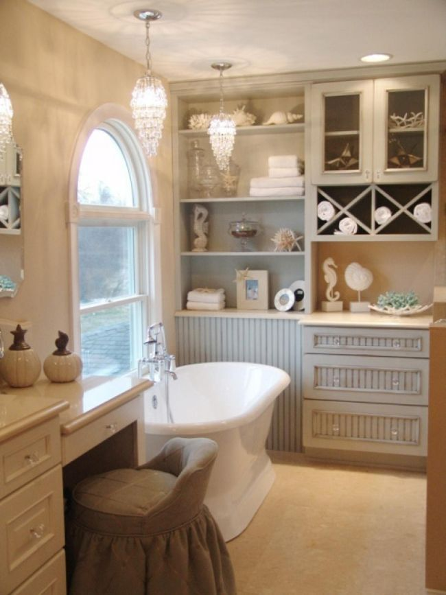 Bathroom Chandelier Ideas
