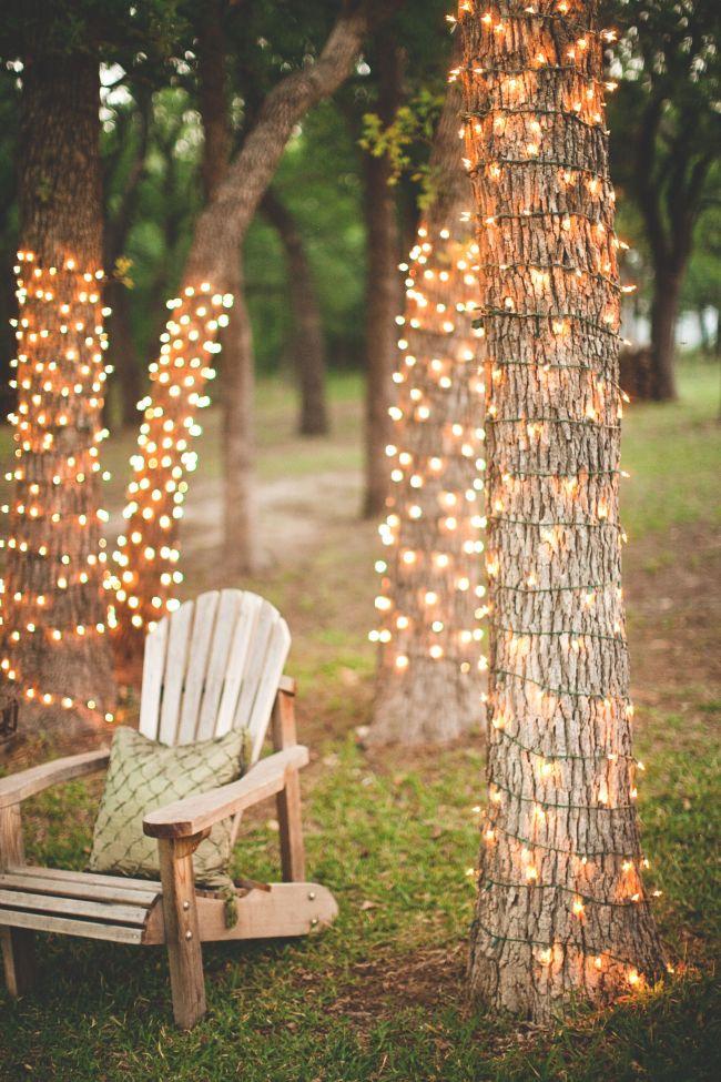 Outdoor Lighting for Backyard