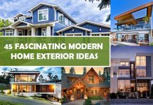 45 Modern Home Exterior Ideas