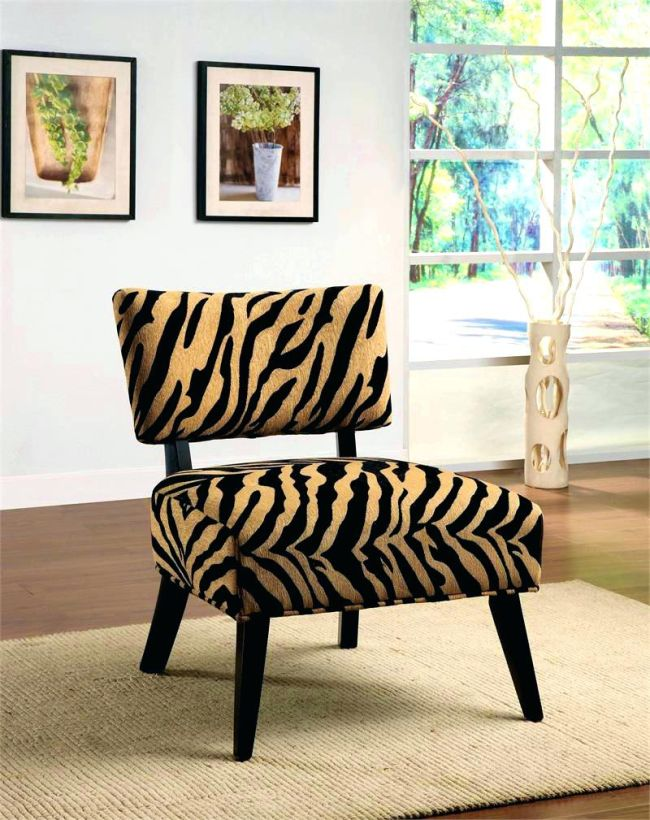 Animal Print Chairs