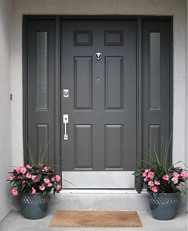 Front Door Planter Ideas 36 Plants For Front Door