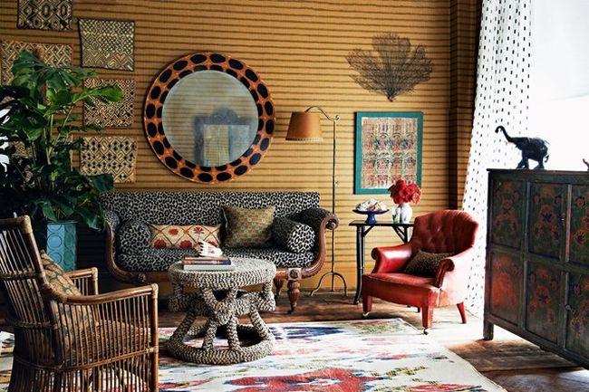 Animal Print Sofas