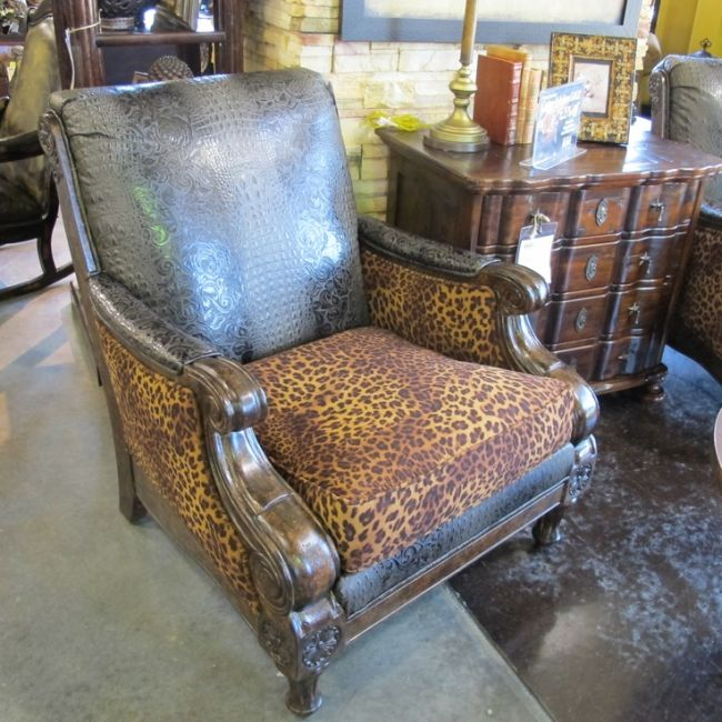 Cheetah Print Furniture