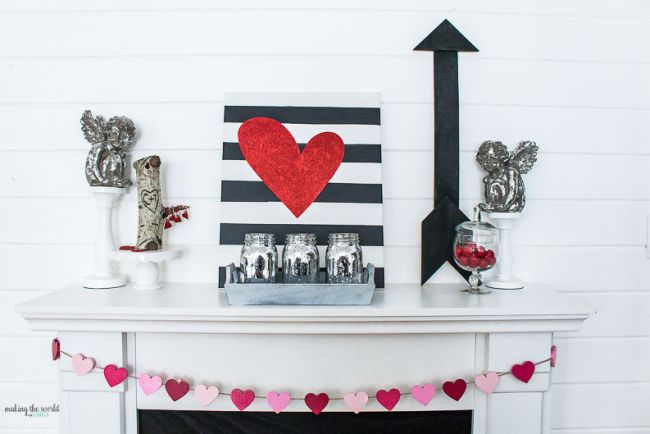 Valentines Decor Ideas