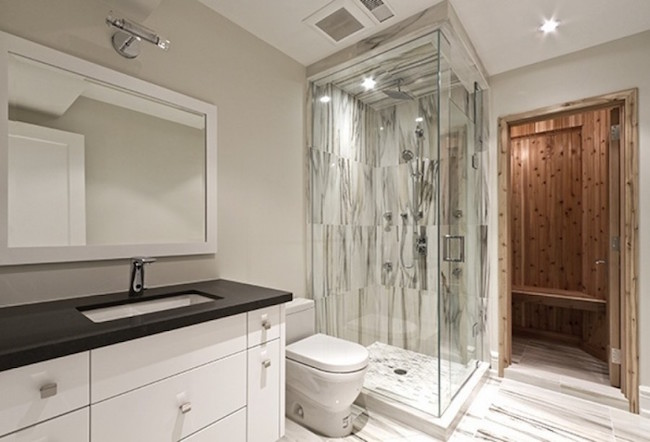 33 Trendy Basement Bathroom Ideas | Homeoholic