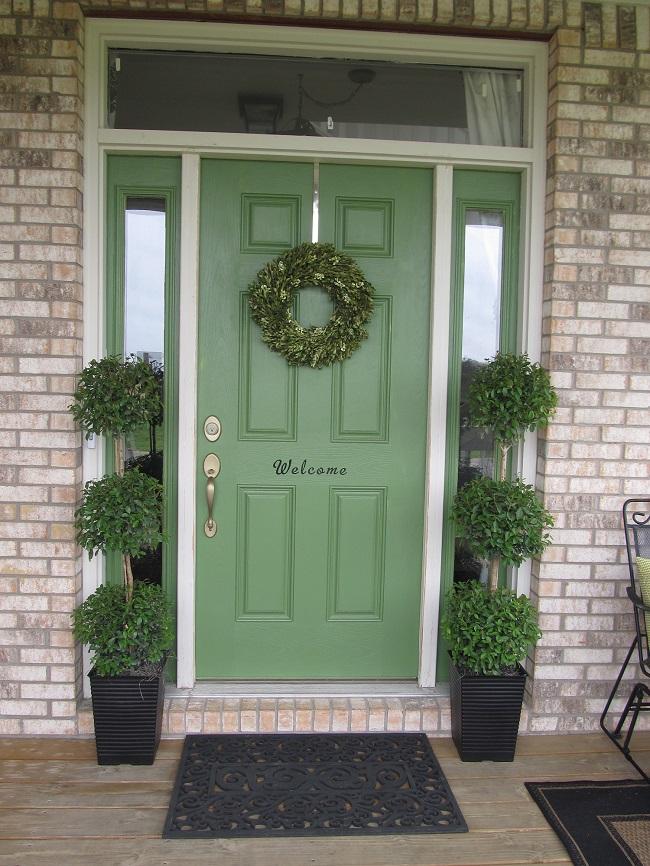 Front Door Planter Ideas 36 Plants For Front Door Entrance