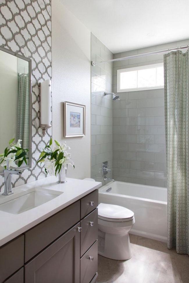 Basement Bathroom Layout