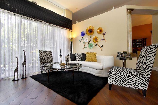 Living Room Decorating Ideas Animal Print 35 elegant animal print furniture ideas for living room | homeoholic