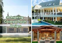 35 Inspiring Covered Porch Designs