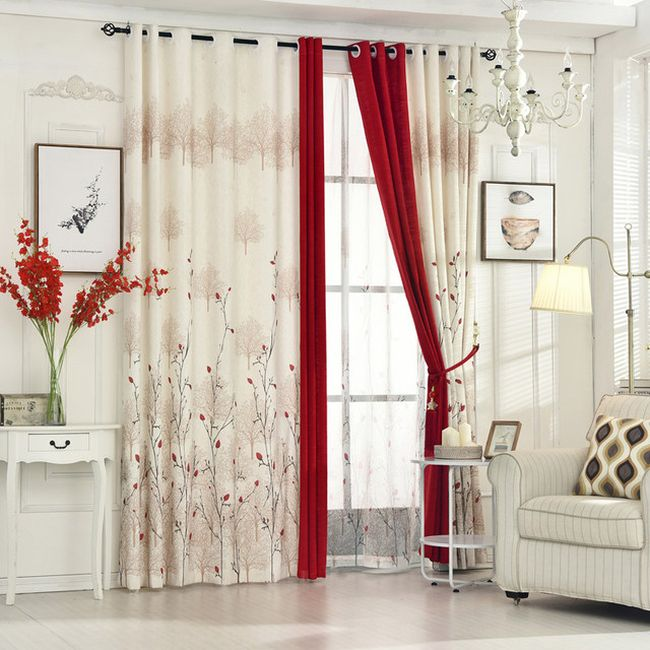 Family Room Curtain Ideas