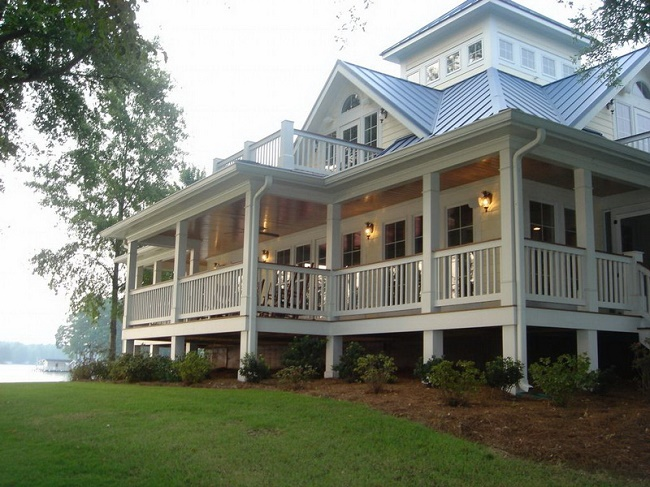 Covered Porch Designs