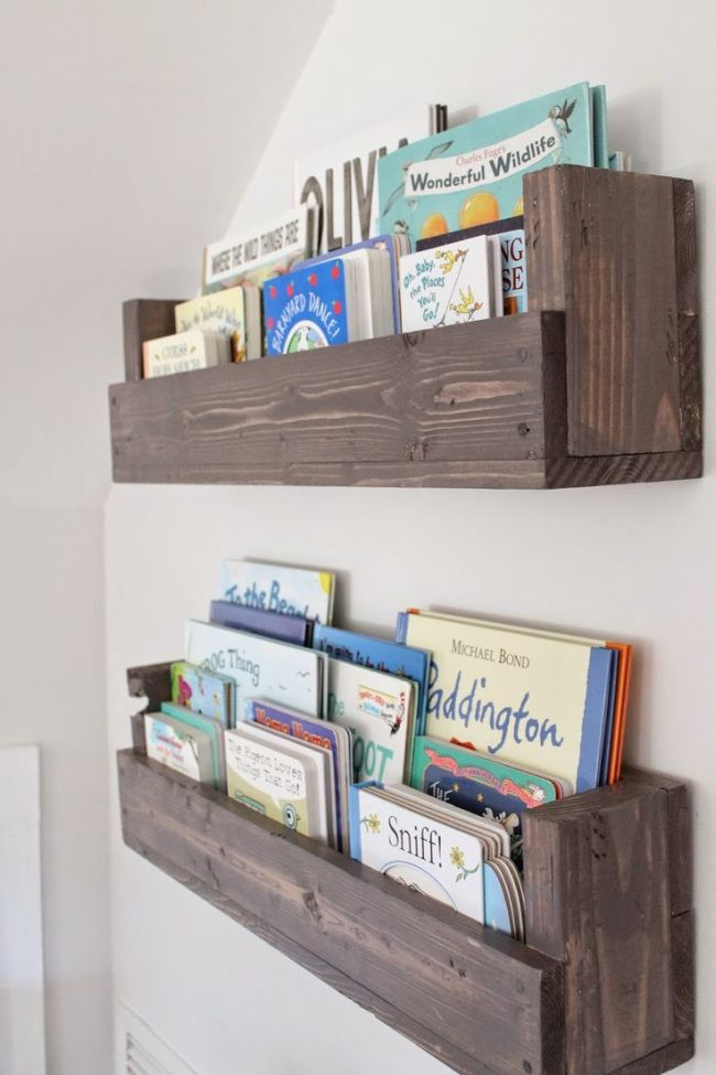 How to Build Free Standing Shelves