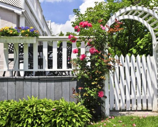 Fence Designs for Front Yards