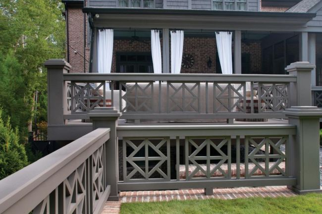 Fence Designs for Homes