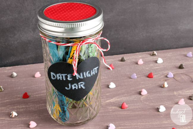 Romantic DIY Gifts