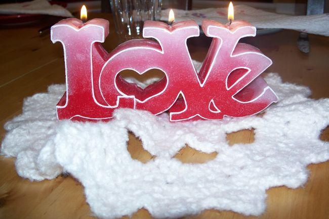 Valentines Day Centerpieces
