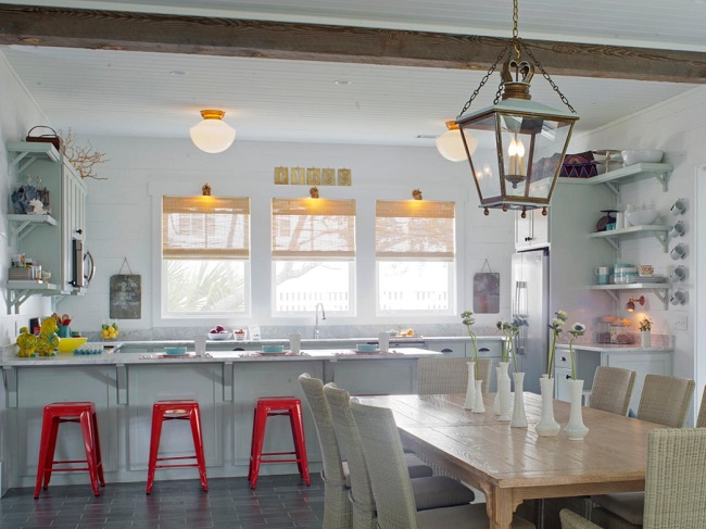 Unique Kitchen Lighting Ideas That Are Attractive Homeoholic - Antique kitchen lighting ideas