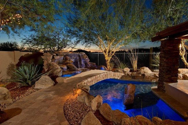 Beautiful Backyards with Pools