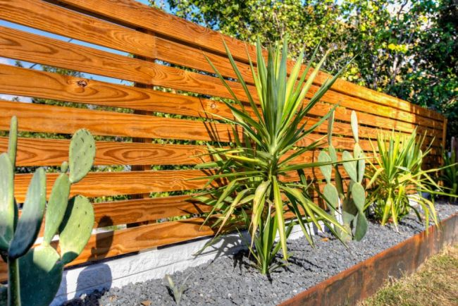 Wood Fence Designs