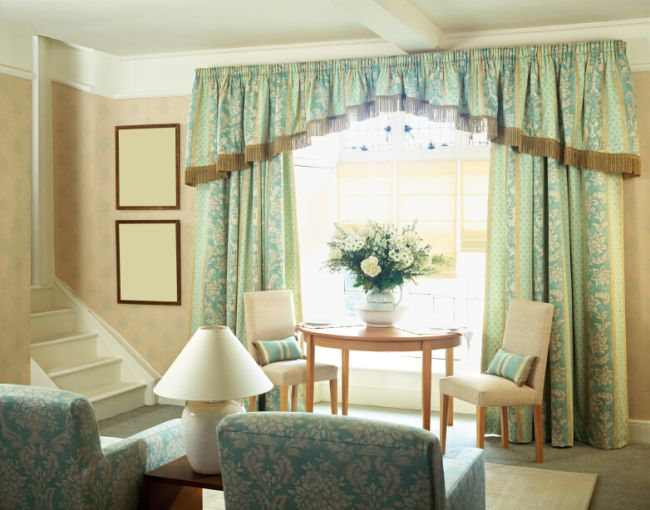 Beautiful Drapes for Living Room