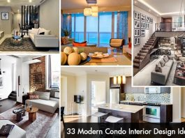 33 Modern Condo Interior Design Ideas