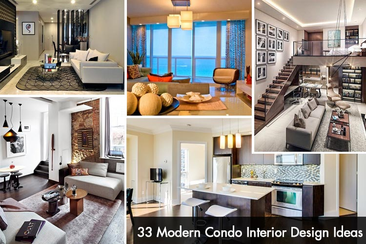 33 Modern Condo Interior Design Ideas | Homeoholic