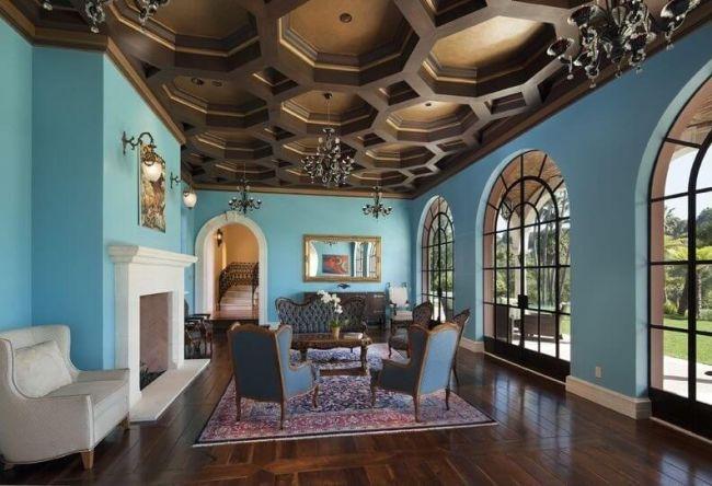 Box Ceiling Design