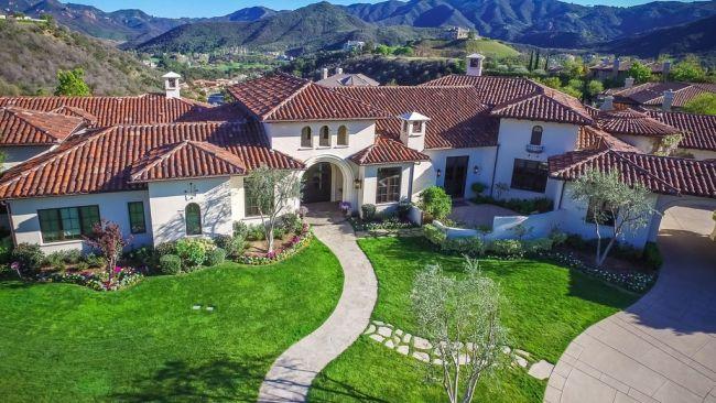 Biggest Celebrity Houses