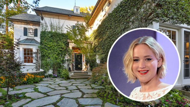 Beautiful Celebrity Homes