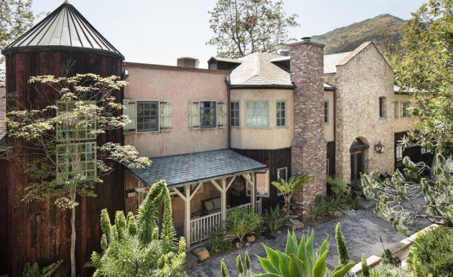 Luxury Celebrity Homes