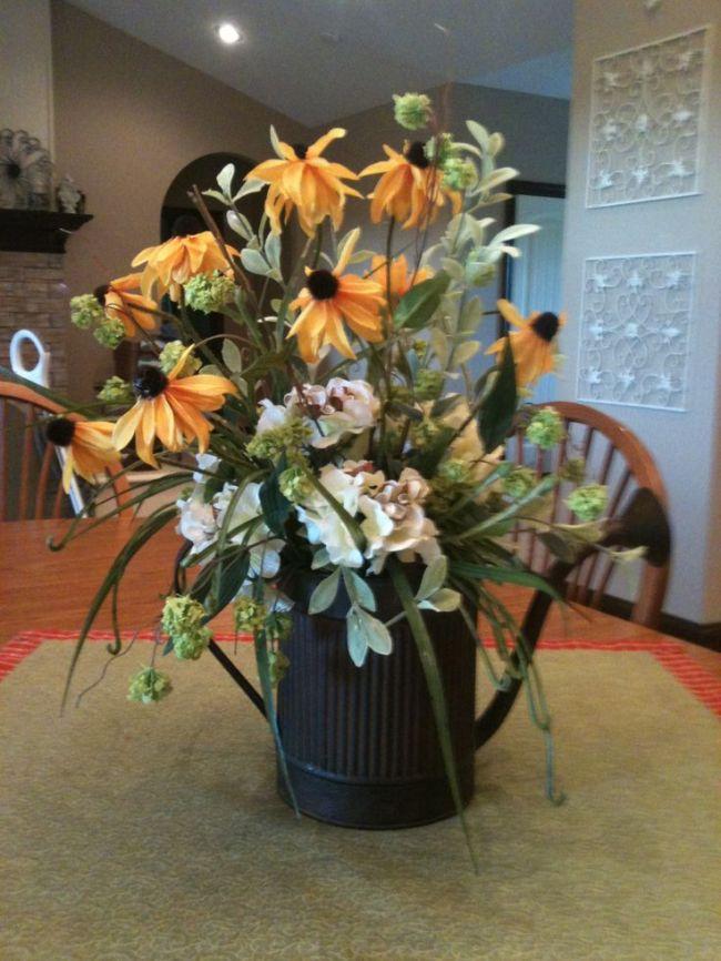 Floral Centerpieces on a Budget