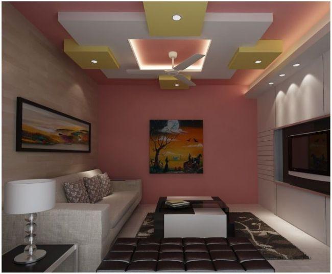Living Room Ceilings