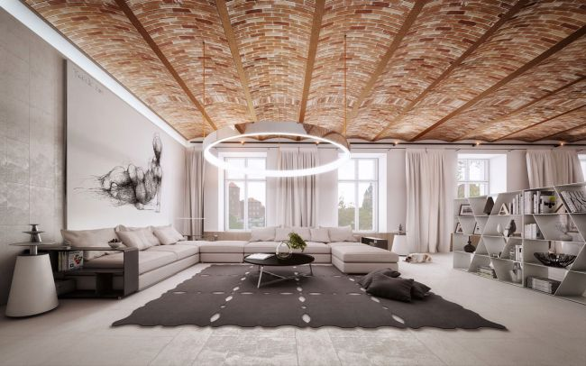 Ceiling Designs for Living Room
