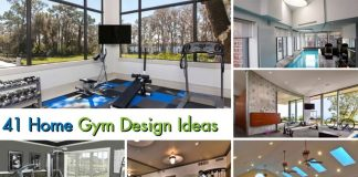 41 Home Gym Design Ideas