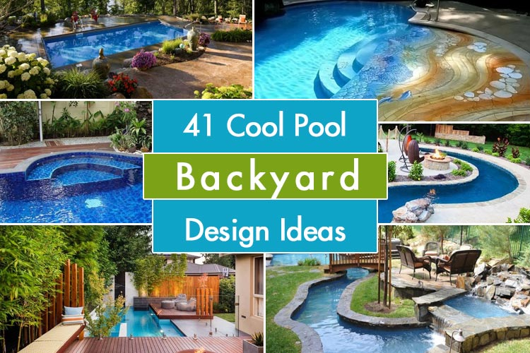 Pool Backyard Design
