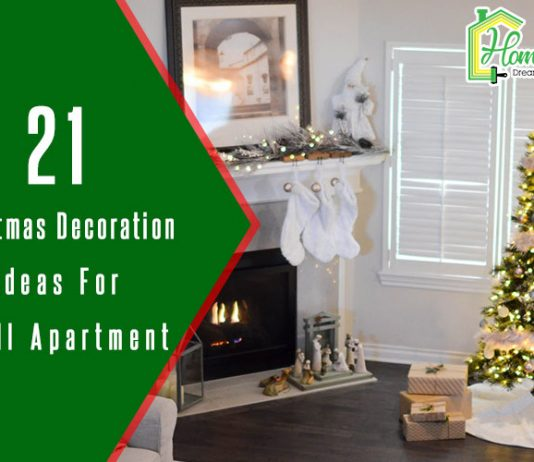 Christmas Decorations for Small Apartment
