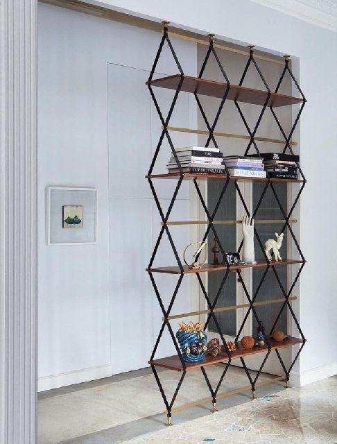 Floor to Ceiling Shelf