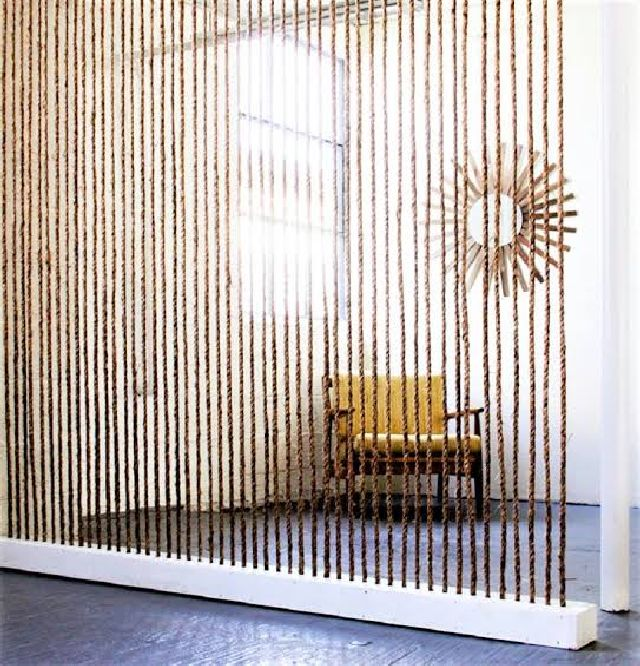 Rope Room Dividers