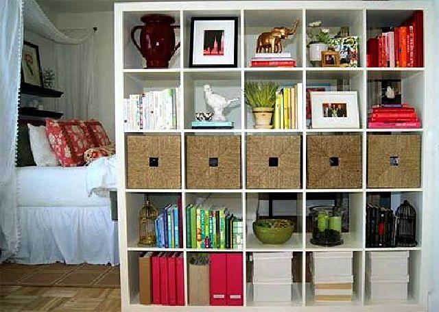 Storage Room Divider