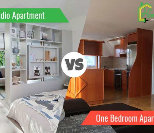 Studio Apartment Vs One Bedroom